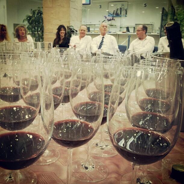 סדנת יין לימי כיף לעובדים